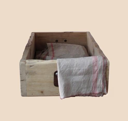 Caisses en bois d'industrie – Arxe