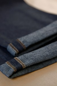 Ourlets des jeans Goalhouse denim