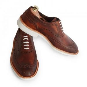 Les semelles blanches - Les chaussures en cuir fabriquées en France – Jacques et Déméter