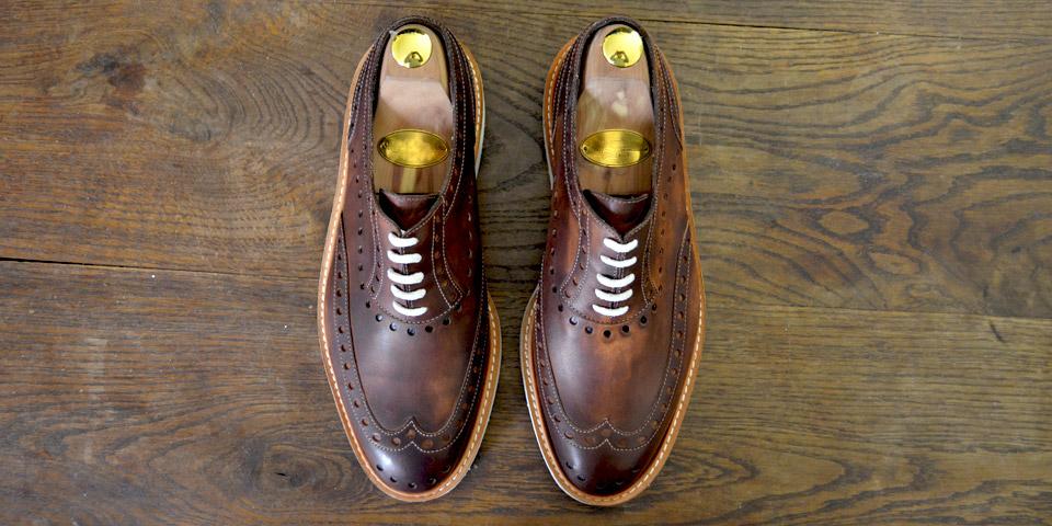 Les chaussures en cuir fabriquées en France – Jacques et Déméter