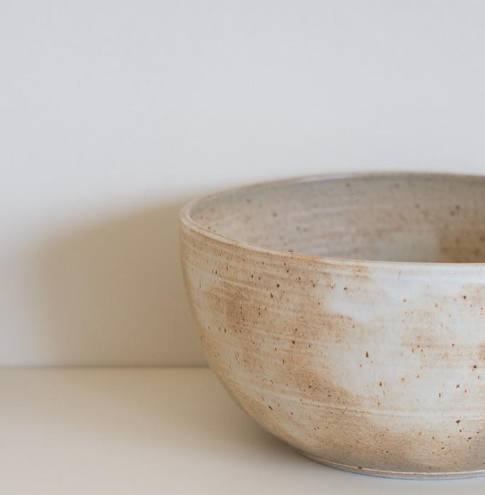 Les bols ronds en céramique - Sarah Kersten