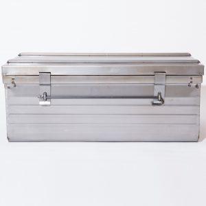 Malle métallique 120x60x50cm
