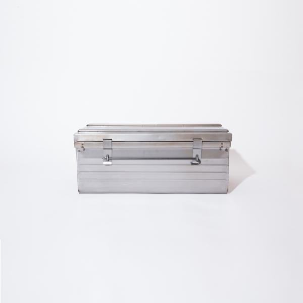 Malle métallique 60x32x26cm