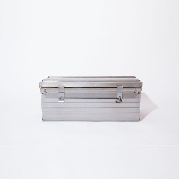 Malle métallique 70x37x29cm