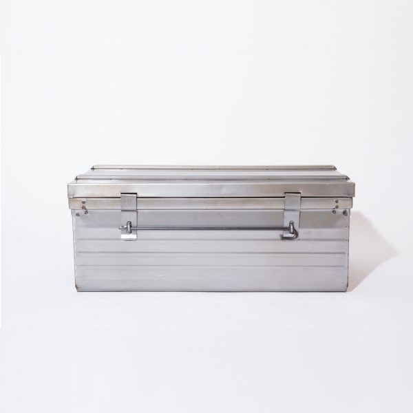 Malle métallique 75x41x33cm