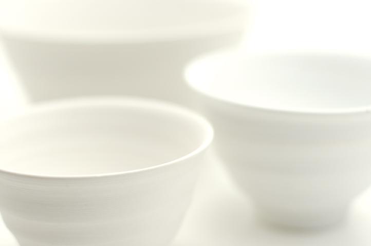 Les bols en porcelaine - Sfera