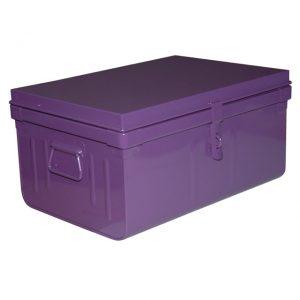 cantine métal violette