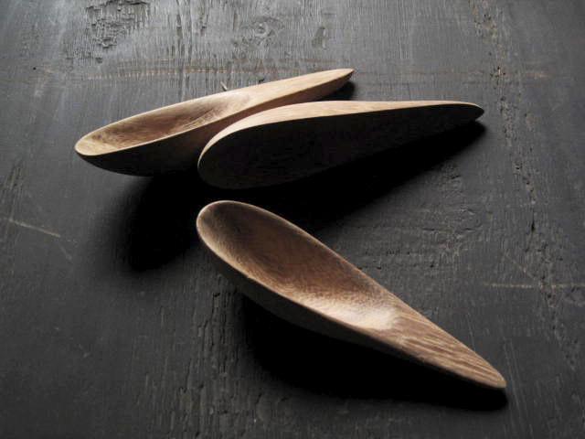 cuillères en bois kirsten hecktermann