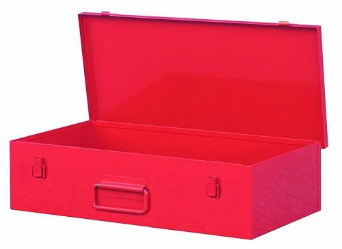 La petite malle valise métallique