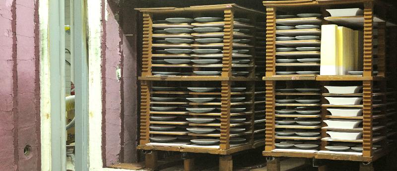 les fours a poterie Jars