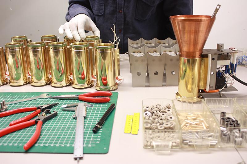 Pièces en métal - machine à café métal - Strietman