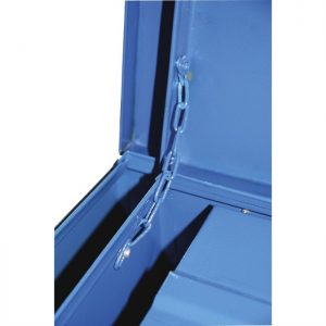 Chaîne de maintien de l'ouverture de la malle bleue Cdiscount