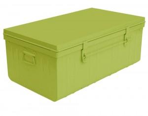 Cantine métallique vert 80 cm