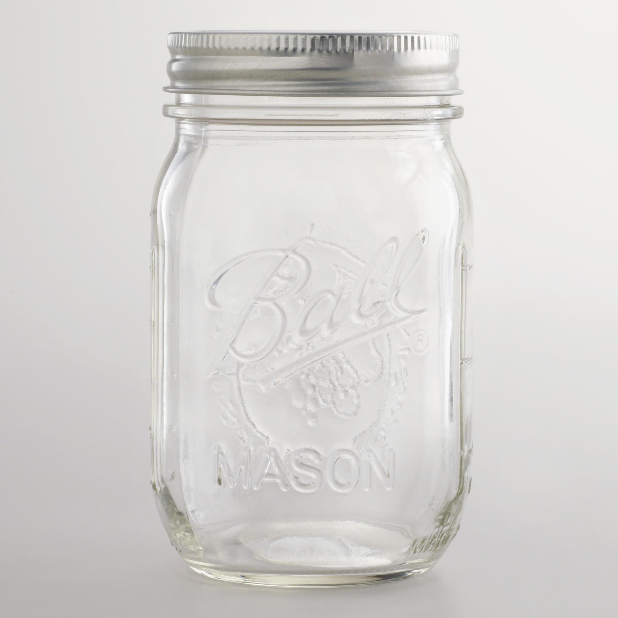 Le pot en verre Mason Jar – Ball
