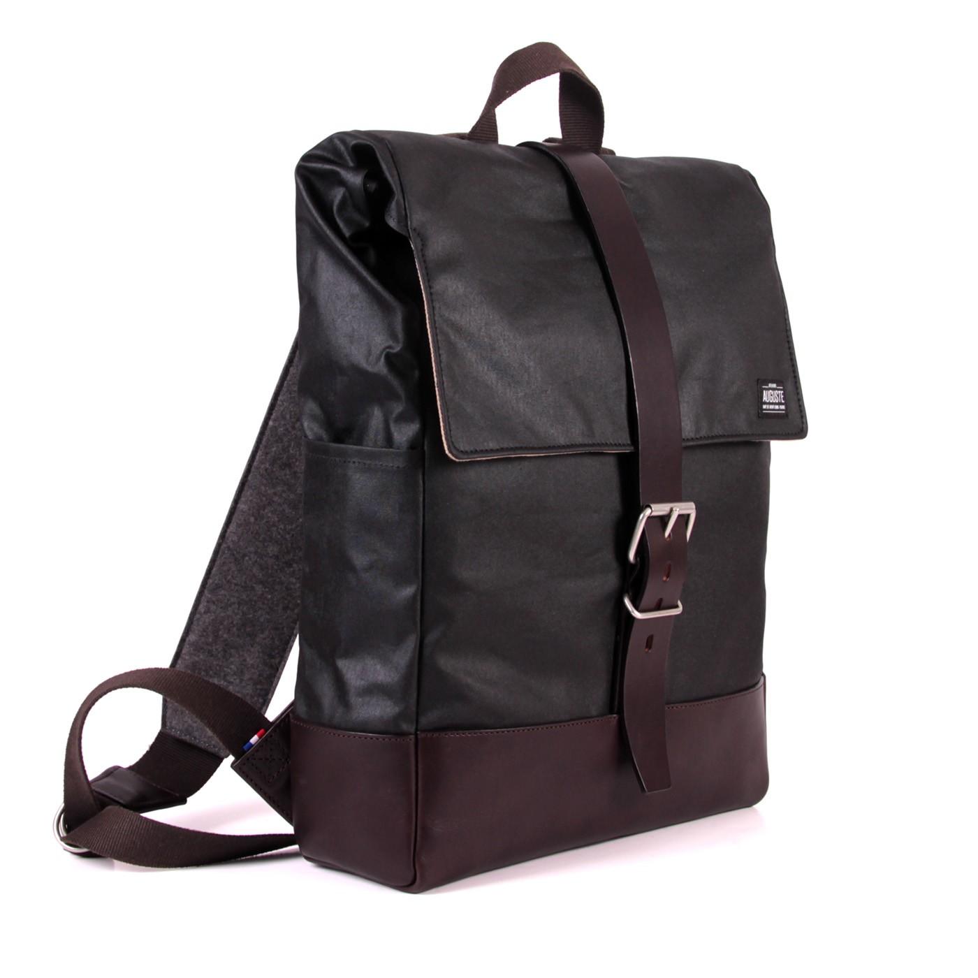 Le sac à dos fabriqué en France – Ateliers Auguste
