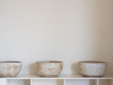 3 bols en céramique - Sarah Kersten