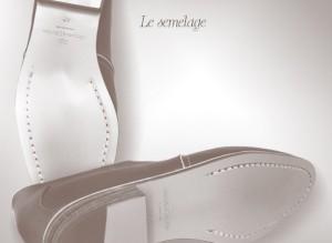 Le semelage des chaussures en France – Jacques et Déméter
