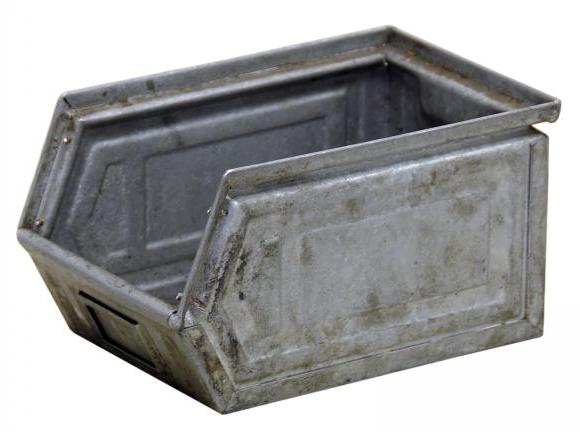 Les bacs à bec industriels en métal